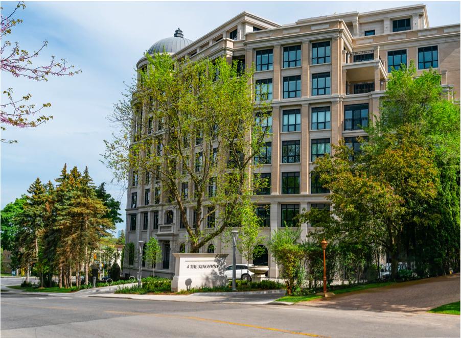 4 The Kingsway & The Kingsway Condominiums