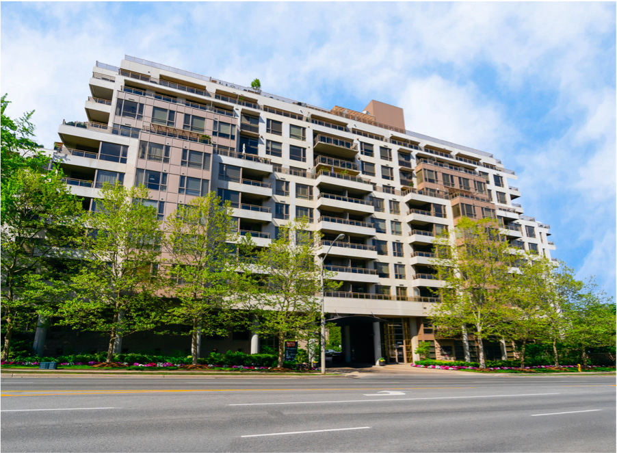 The Terraces of Old Mill | 2662 Bloor Street West
